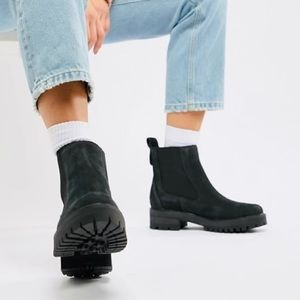 Timberland Courmayeur Valley Suede Chelsea Boots 9